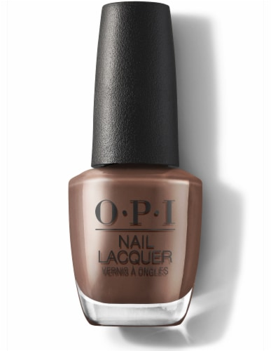 OPI Cliffside Karaoke Nail Laquer Perspective: front