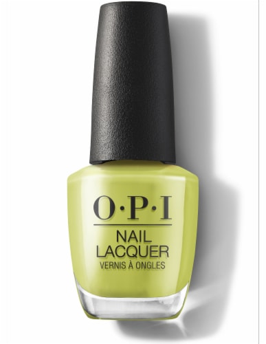 OPI Nail Laquer - Pear-Adise Cove Perspective: front