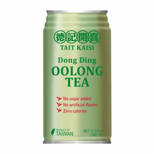 Tait Kaisi Dong Ding Oolong Tea Perspective: front