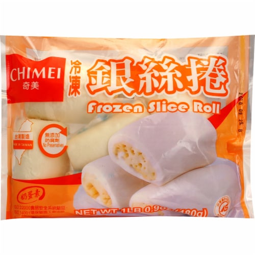 Chi Mei Frozen Slice Roll Perspective: front