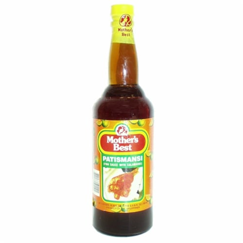 Mother's Best Patismansi Fish Sauce Perspective: front