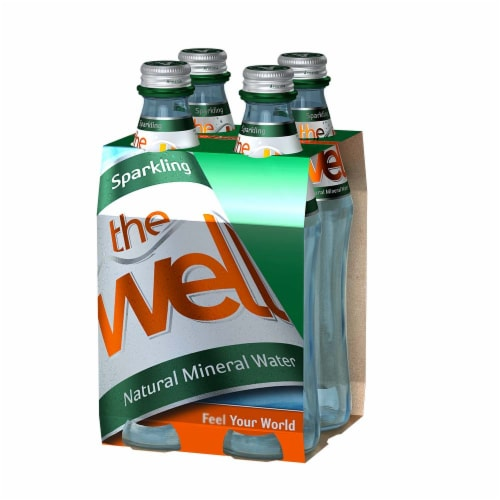 Ararat The Well Sparkling Natural Mineral Water Perspective: front