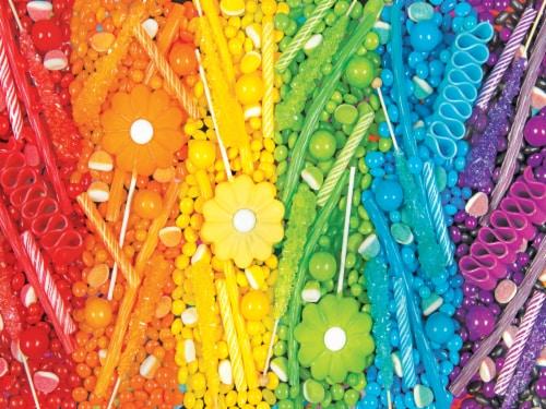 CRA-Z-ART Kodak Rainbow Candy Puzzle Perspective: front