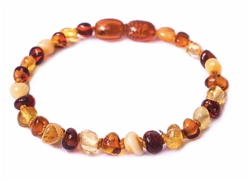 "Charlie Banana  Amber Bracelet 5.5"" Boroque - Polish Multi P Perspective: front"