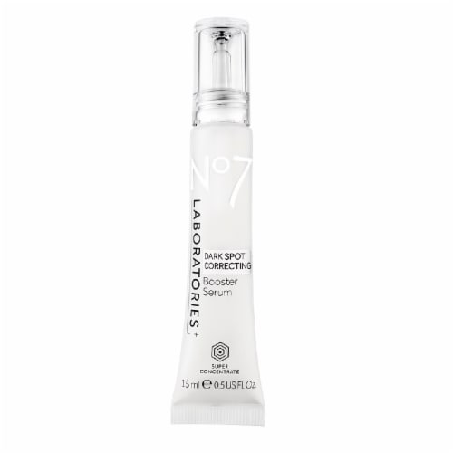 No7 Dark Spot Correcting Booster Serum Perspective: front