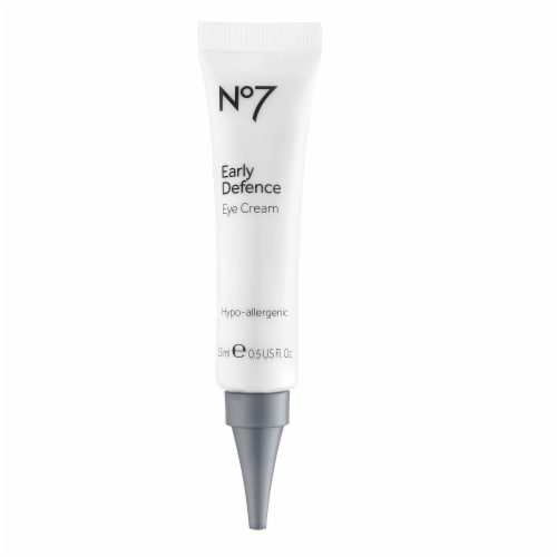 No7 Early Defense Eye Cream Perspective: front
