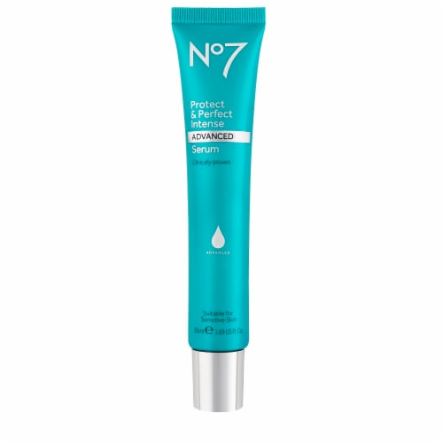 No7 Protect & Prefect Intense Advance Serum Perspective: front