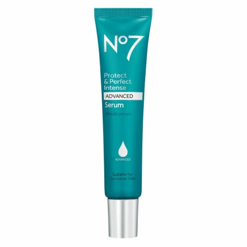 No7 Protect & Prefect Intense Advanced Serum Perspective: front