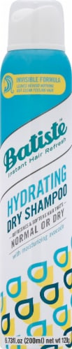 Batiste Hydrating Dry Shampoo Perspective: front