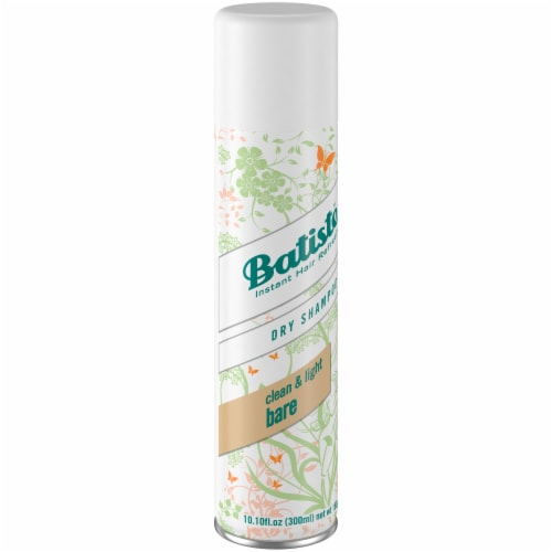 Batiste Instant Hair Refresh Clean & Light Bare Dry Shampoo Perspective: front
