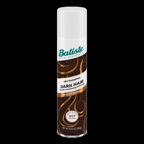 Batiste Instant Hair Refresh Divine Dark Dry Shampoo Perspective: front