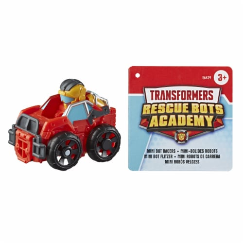 Hasbro Transformers Rescue Bots Academy Mini Bot Racers - Assorted Perspective: front