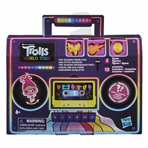 Hasbro Dreamworks Trolls Tiny Dancers Friend Pack Blind Bag Perspective: front