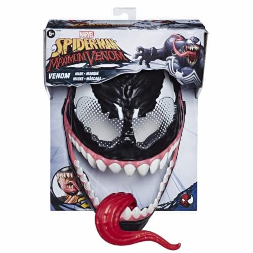 Hasbro Marvel Spider-Man Maximum Venom Mask Perspective: front