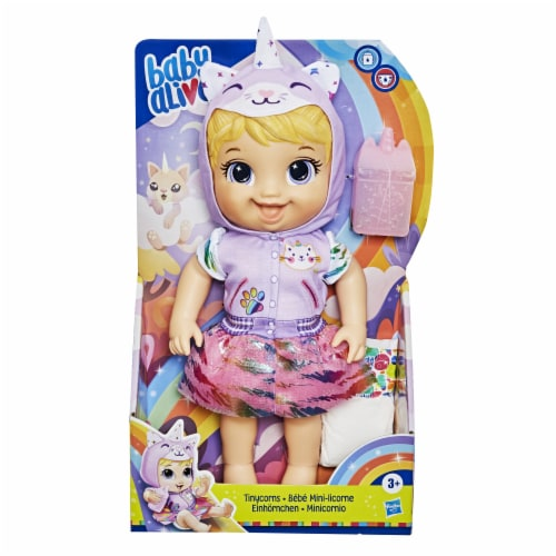 Baby Alive Tinycorns - Assorted Perspective: front