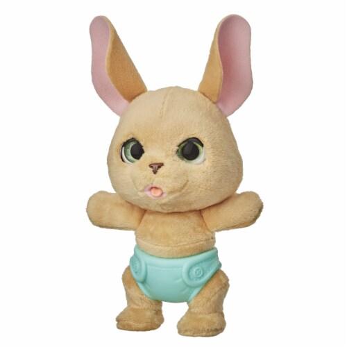 Hasbro furReal Baby Kangaroo Doll Perspective: front