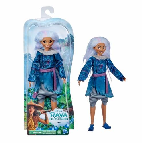 Hasbro Disney Raya and the Last Dragon Sisu Fashion Doll Perspective: front