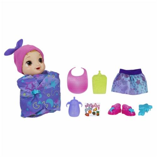 Hasbro Baby Alive Shining Skylar or Star Dreamer Doll Perspective: front