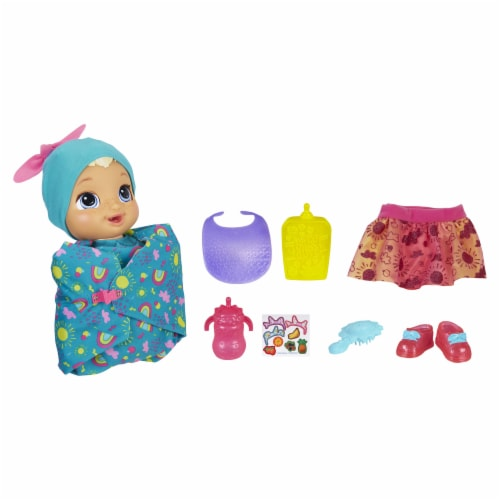 Hasbro Baby Alive Happy Hope or Merry Meadow Doll Perspective: front