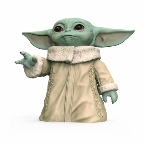 Hasbro Star Wars The Child Figure Perspective: front