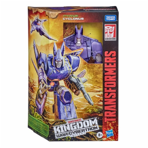 Hasbro Transformers Generations Kingdom War For Cybertron Action Figure - Assorted Perspective: front