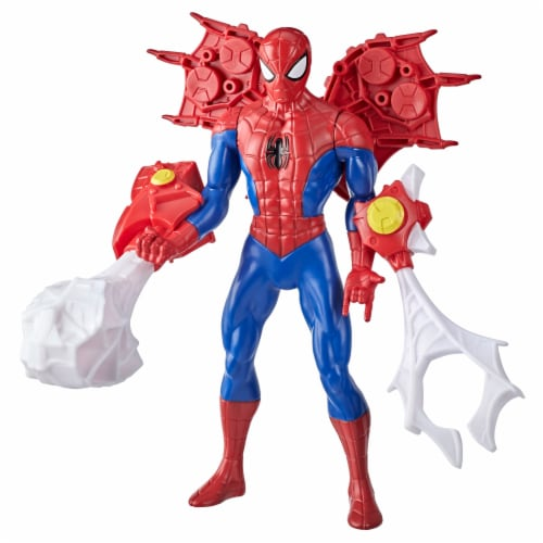 Hasbro Marvel Spider-Man Action Figure and Gear Perspective: front