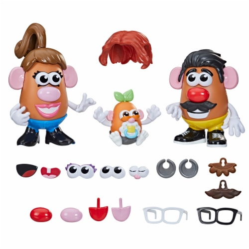 Hasbro Potato Head Create Your Own Family Toy Perspective: front