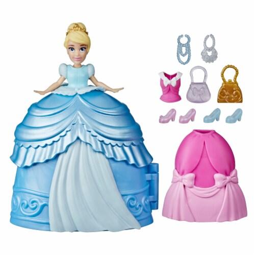 Hasbro Disney Princess Secret Styles Fashion Surprise Cinderella Perspective: front