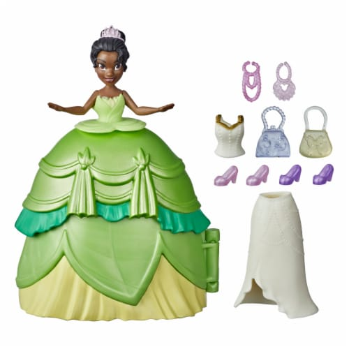 Hasbro Disney Princess Secret Styles Fashion Surprise Tiana Perspective: front