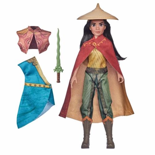 Disney Raya and the Last Dragon Raya's Adventure Styles Perspective: front