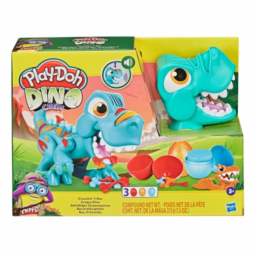 Play-Doh Dino Crew Crunchin' T-Rex Perspective: front