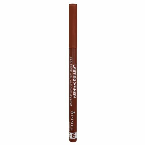 Rimmel Lasting Finish 1000 Kiss Lip Liner Pencil Perspective: front