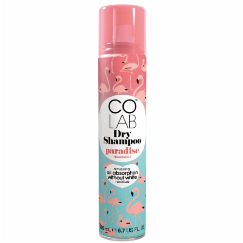 COLAB Paradise Dry Shampoo Perspective: front
