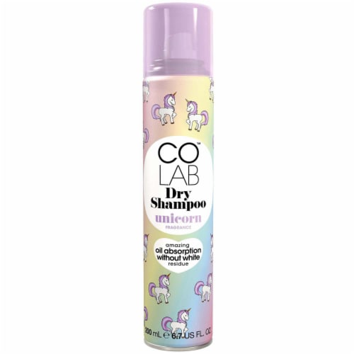 COLAB Unicorn Dry Shampoo Perspective: front