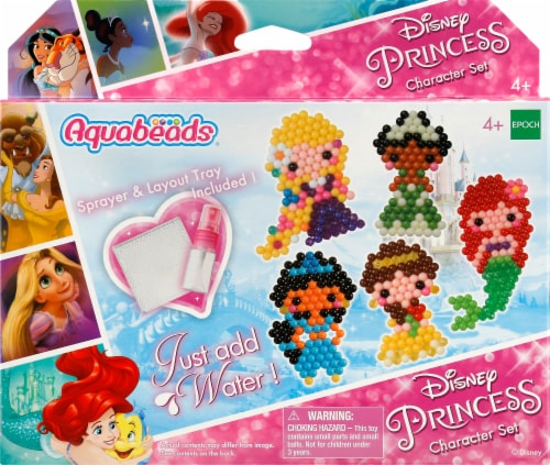 Aquabeads Disney Princess Character Set Perspective: front