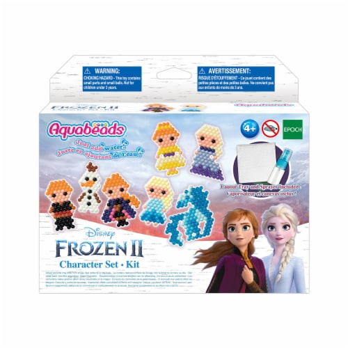 Aquabeads Disney Frozen 2 Character Set Perspective: front