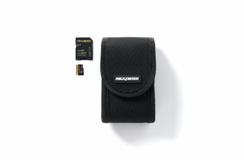 Nextbase GoPack Protective Case and 32GB SD Cards Perspective: front
