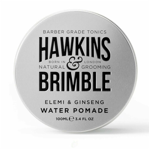 Hawkins & Brimble Elemi & Ginseng Water Pomade Perspective: front