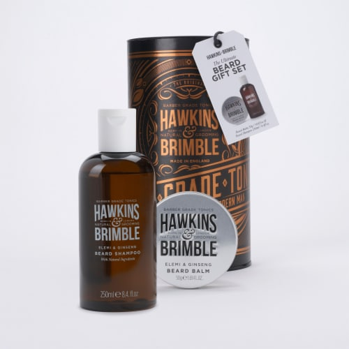 Hawkins & Brimble The Ultimate Gift Set Perspective: front