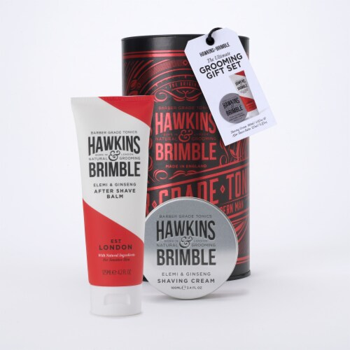 Hawkins & Brimble Grooming Gift Set Perspective: front