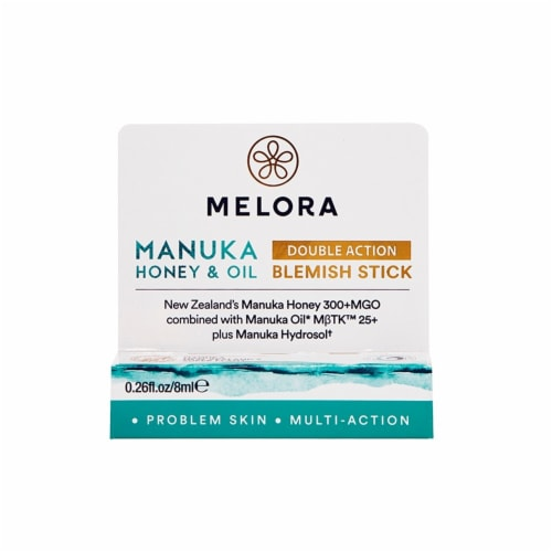 Melora Manuka Honey & Oil Double Action Moisturizer Perspective: front