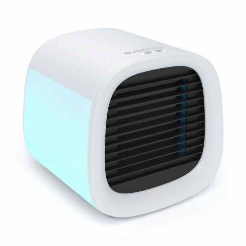 Evapolar evaCHILL Portable Air Cooler and Humidifier - White Perspective: front