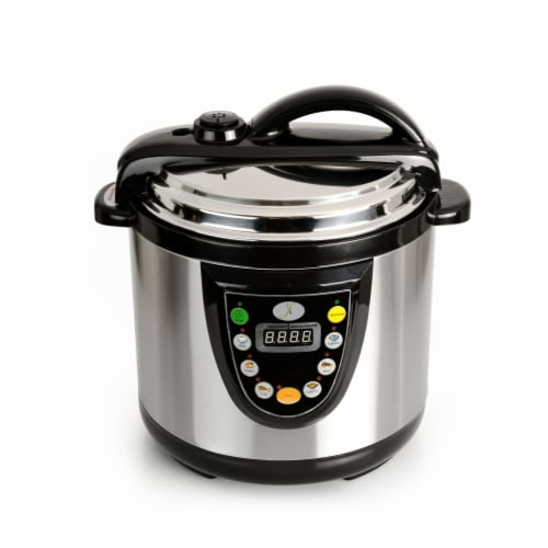 BergHOFF Electric Pressure Cooker Perspective: front