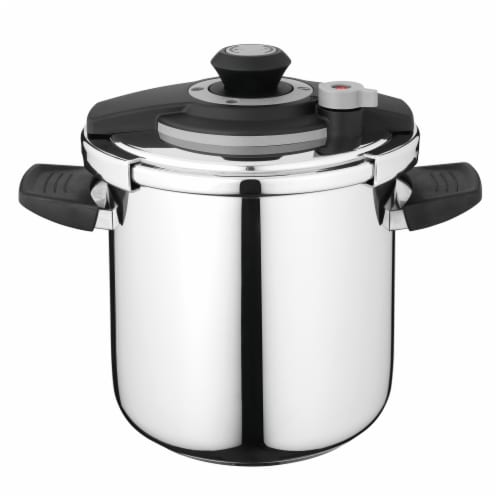 BergHOFF Essentials Vita Pressure Cooker - Stainless Steel Perspective: front