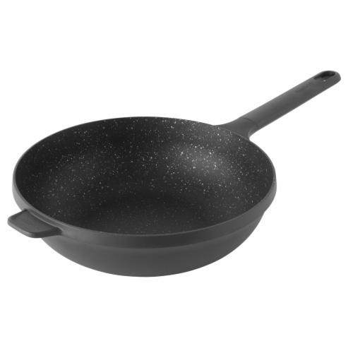BergHOFF Cast Aluminum Nonstick Stir Fry Pan Perspective: front