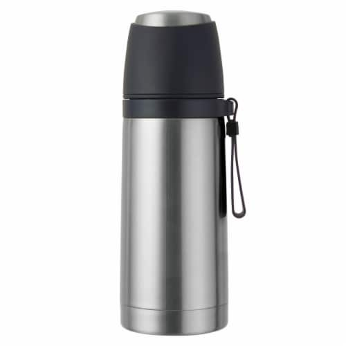 BergHOFF Essentials Stainless Steel Travel Thermos Perspective: front