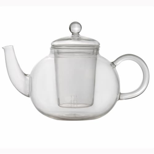 BergHOFF Essentials Glass Tea Pot Perspective: front