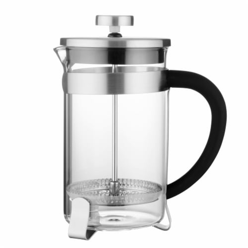 BergHOFF Stainless Steel Coffee & Tea French Press Perspective: front