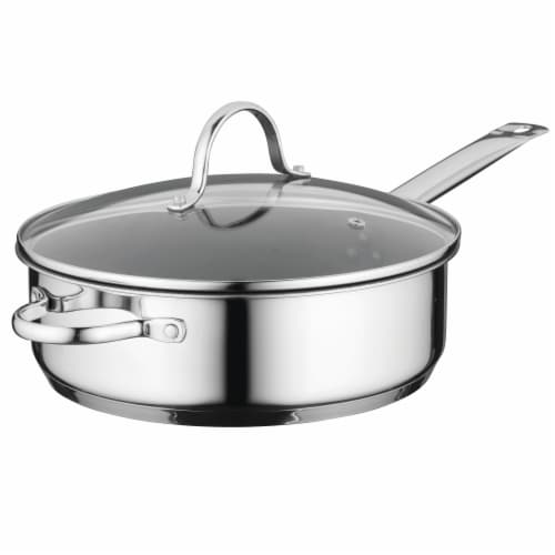 BergHOFF Essentials Comfort Covered Deep Skillet Perspective: front