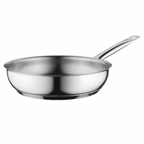 BergHOFF Essentials Comfort Stainless Steel Fry Pan Perspective: front